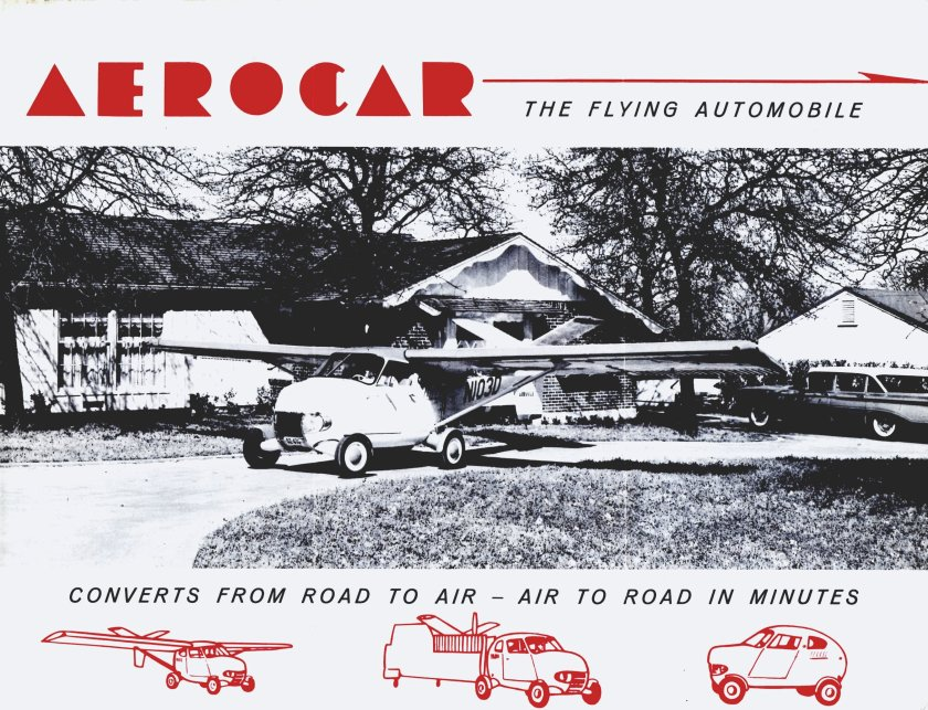 1961 Aerocar Brochure 1961