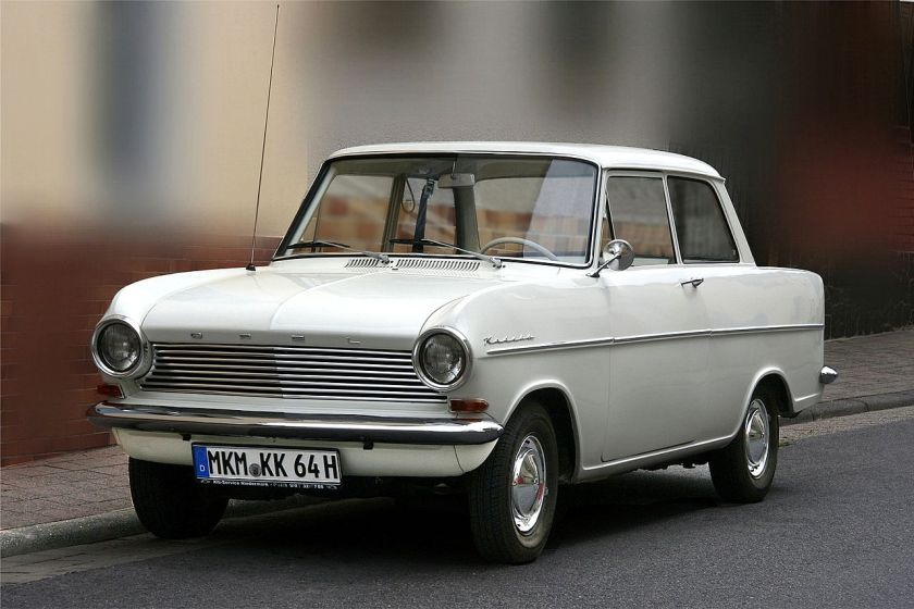 1962-65 Opel Kadett A, Bj. 1964