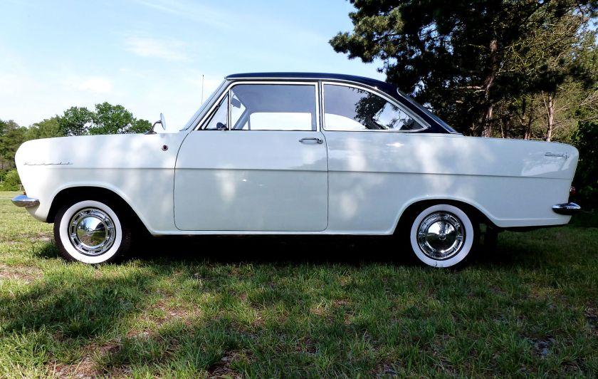 1962-65 Opel Kadett Coupé