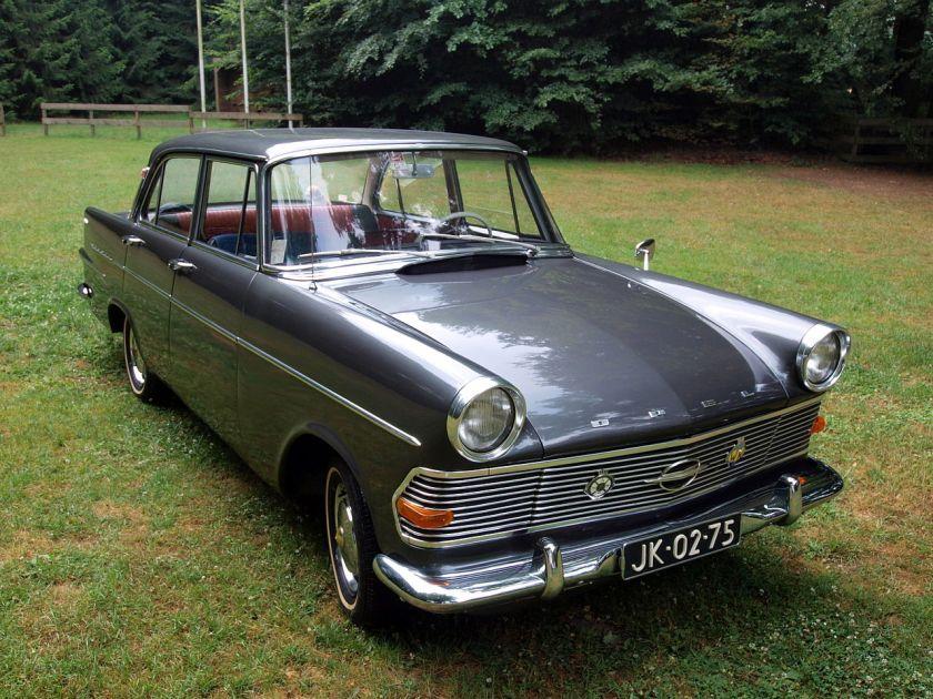 1962 Opel 17R4 pic4