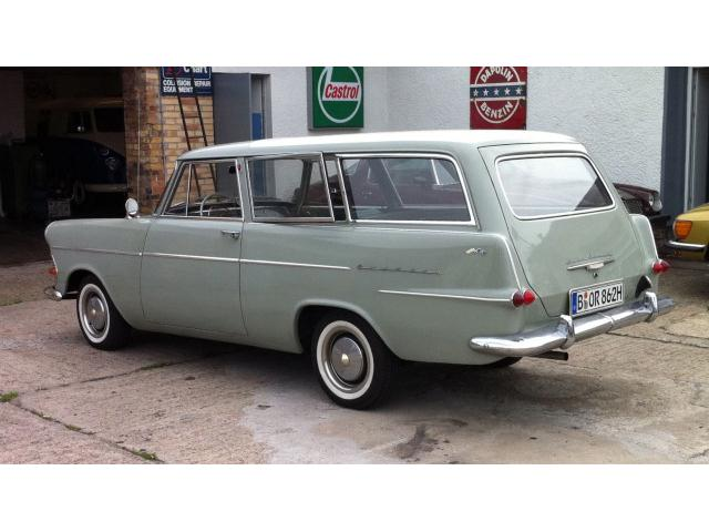 1962 Opel Rekord Olympia