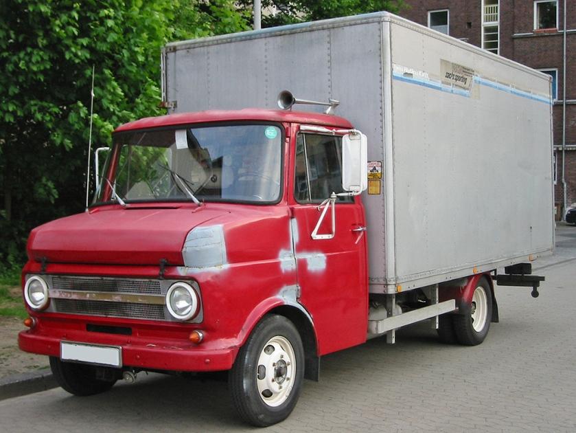 1963 Opel blitz 3 sst