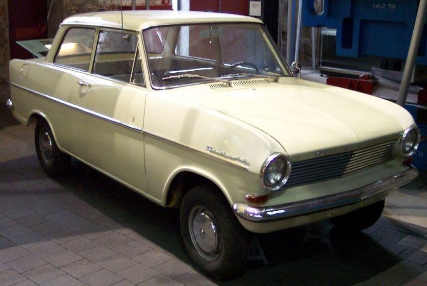 1963 Opel Kadett A (2)