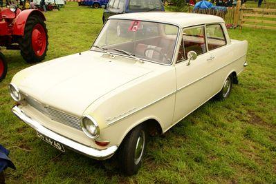 1963 Opel Kadett nog ouder