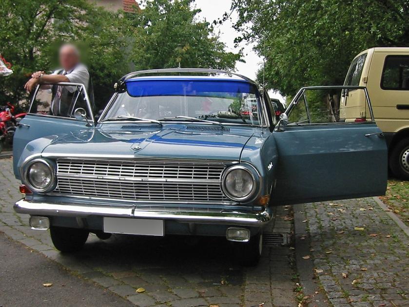 1963 Opel Rekord Aa