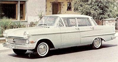 1963 Opel Rekord