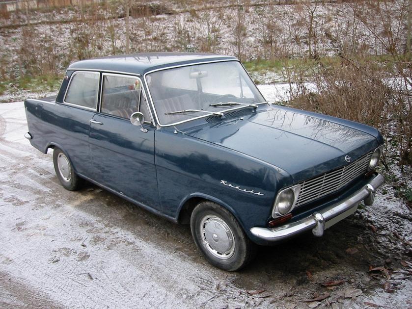 1964-65 Opel Kadett L