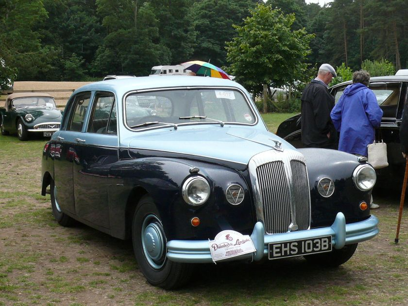 1964 Daimler Majestic Major