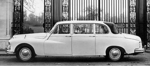 1964 Daimler majestic