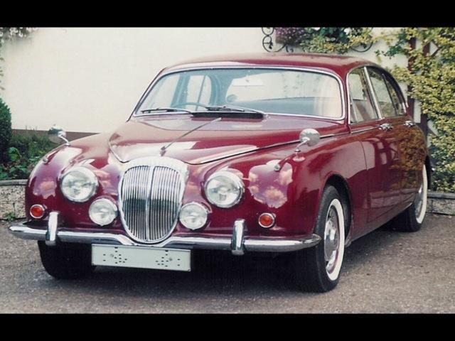 1964 Daimler Type 250s