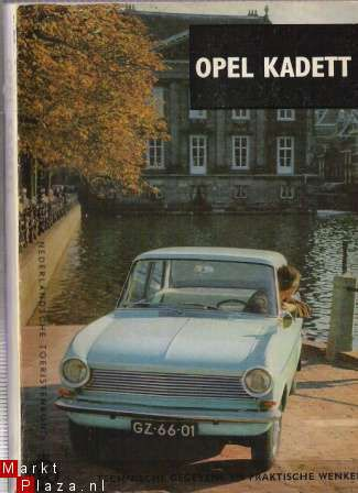 1964 Opel Kadett GZ-66-01