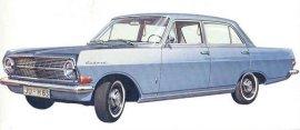 1964 Opel Rekord