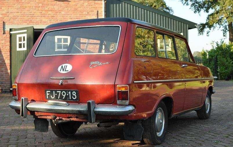 1965 Opel Kadett 1.0 Caravan FJ-79-18