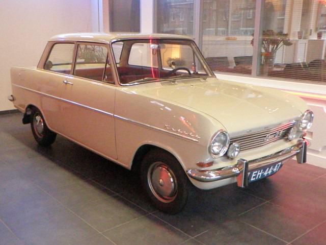1965 Opel Kadett 1.0 EH-44-47