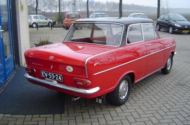 1965 Opel Kadett EV-53-24