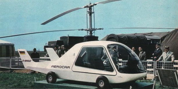 1965 Wagner Aerocar