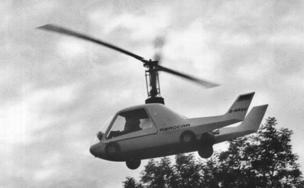 1965 Wagner-Aerocar