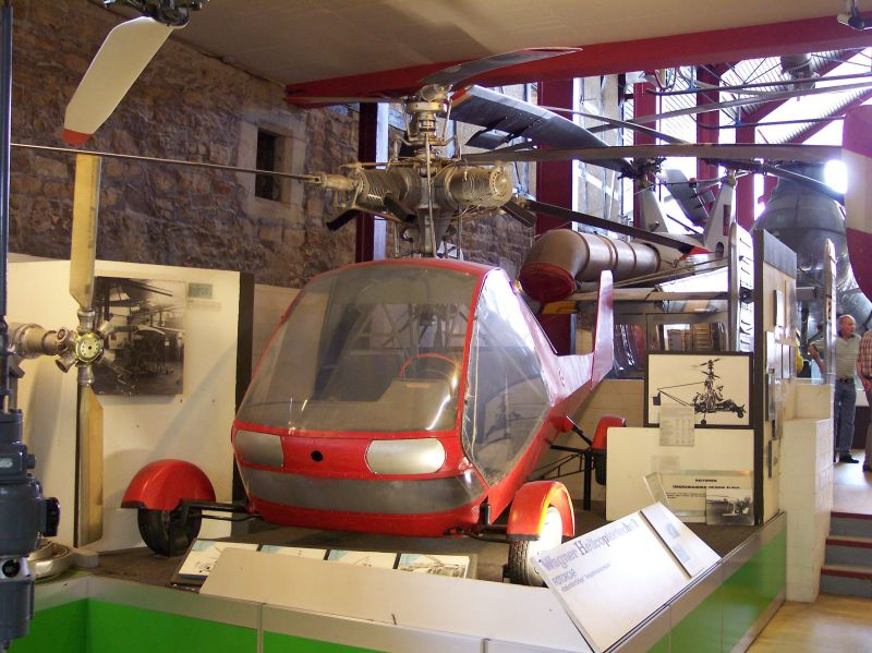 1965 Wagner Rotocar Aerocar