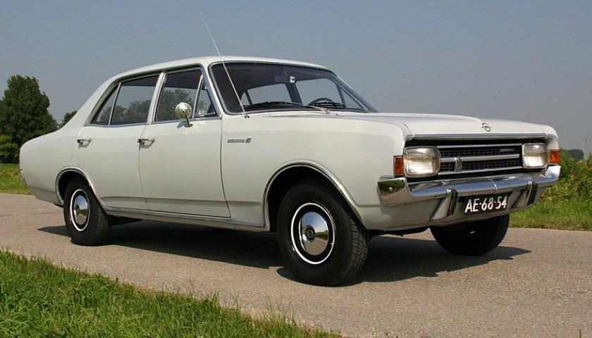 1966-72 Opel Rekord C
