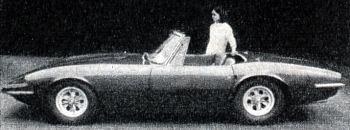 1966 AC cobra 427 ghia