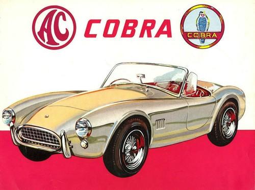 1966 AC cobra 427 s-c