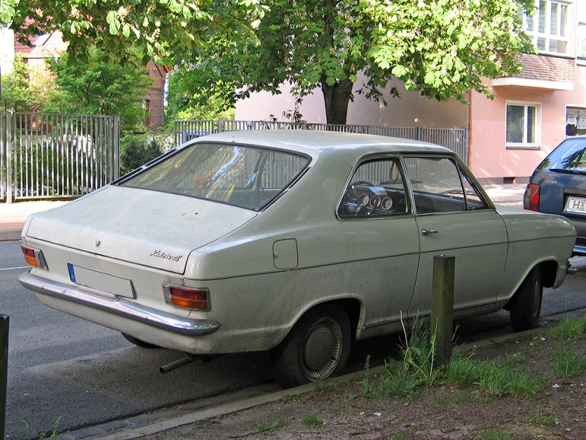 1967-70 Opel kadett b 5