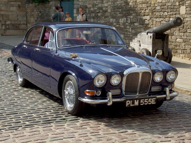 1967 Daimler Sovereign 4.235cc