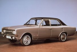 1967 Opel Commodore