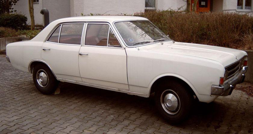 1967 Opel Rekord C1