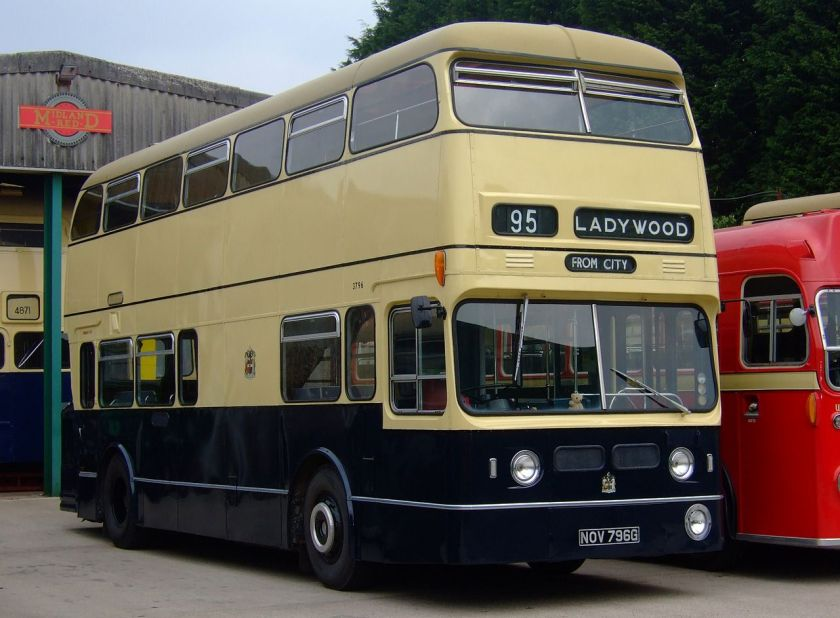 1968 Daimler Fleetline 1968 example