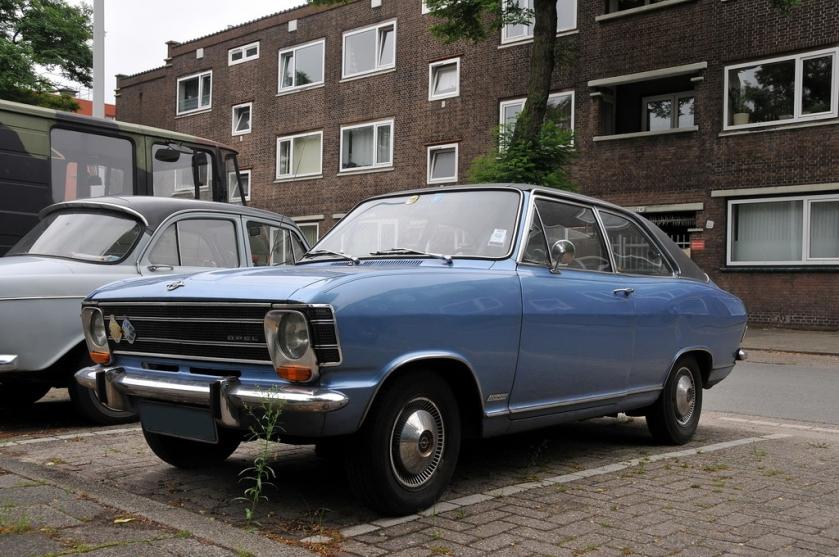 1968 Opel Olympia