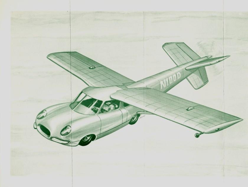 1968 Taylor Aerocar Model III