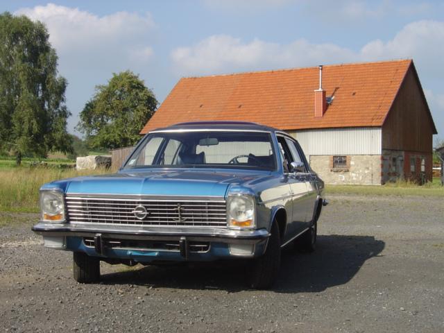 1969-77 Opel diplomat-b-v8