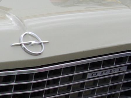 1969 Opel Kapitän