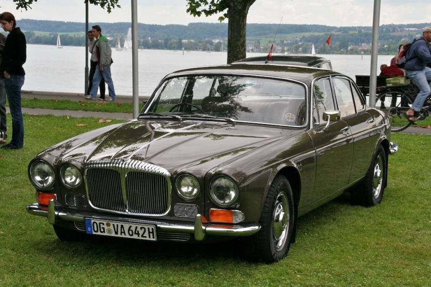 1972 Daimler sovereign 4,2 SI 1972