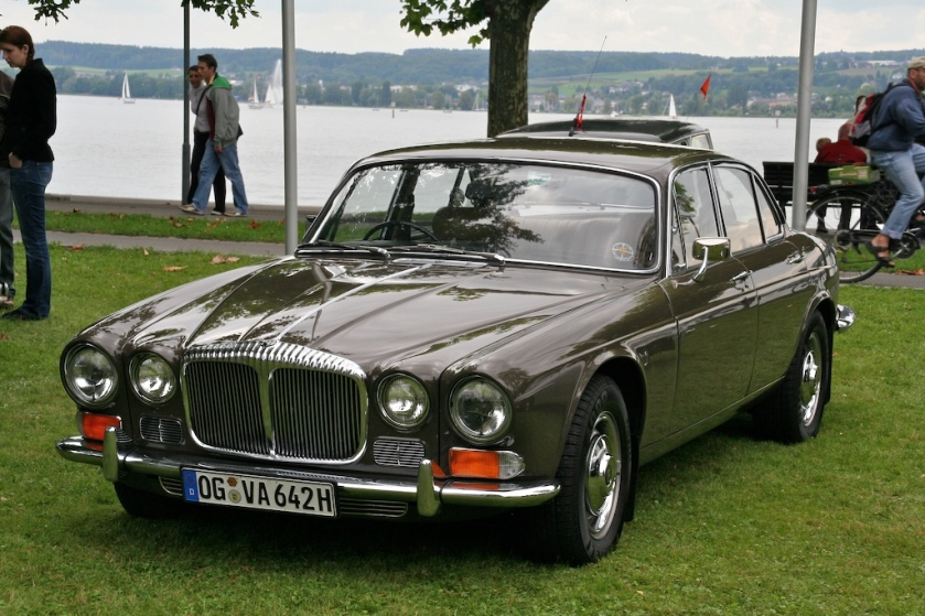 1972 Daimler sovereign 4,2 SI 1972