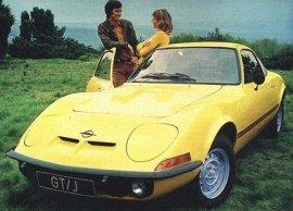 1972 Opel GT (2)