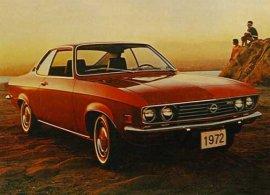1972 Opel Manta
