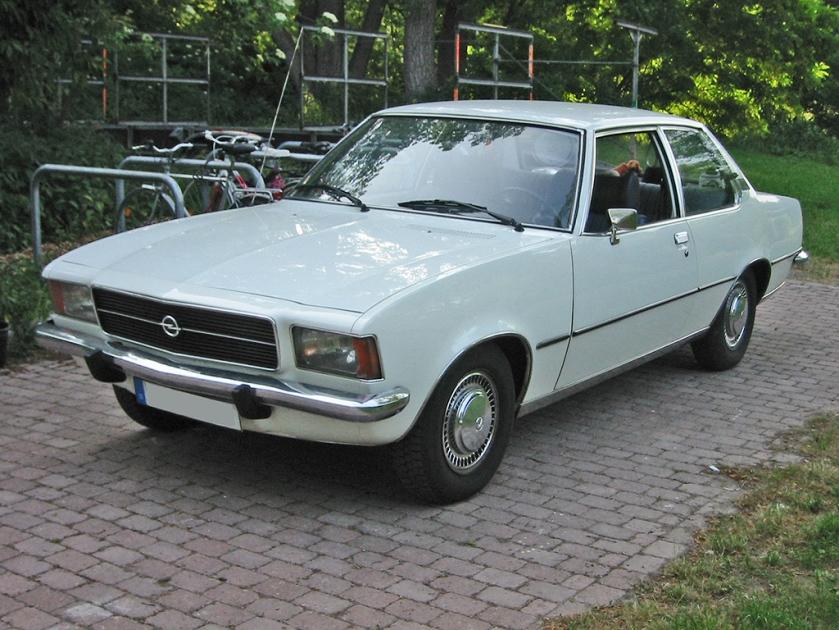 1972–77 Opel Rekord Da