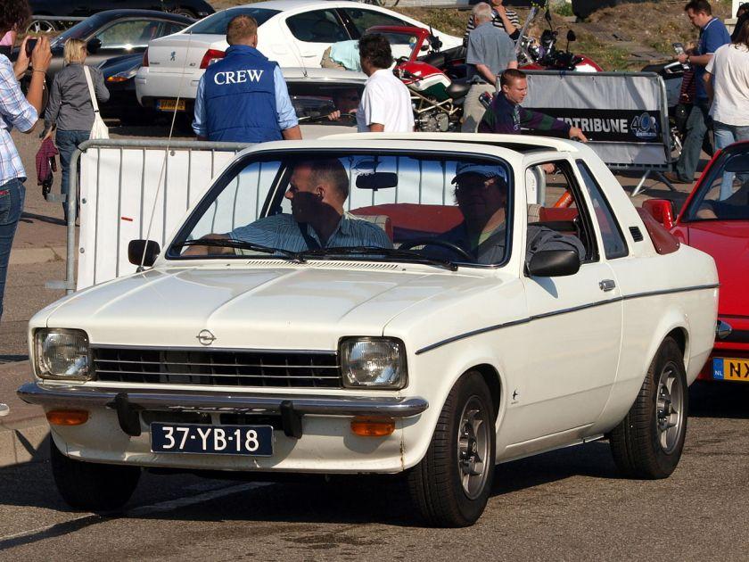 1973-77 Opel KADETT AERO