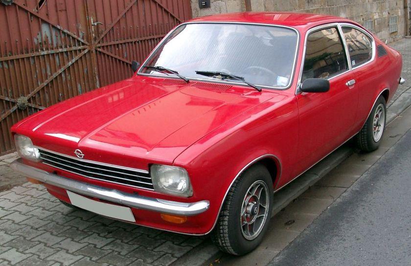 1973-77 Opel Kadett Coupé