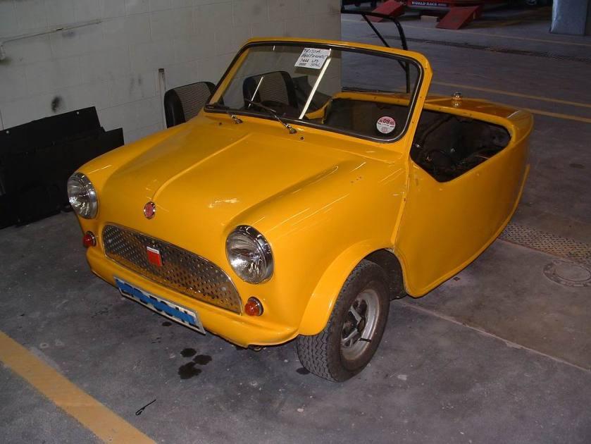 1973 Mini Tricar
