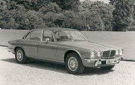 1975 Daimler Double Six Vanden Plas