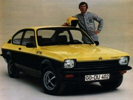 1975 Opel Kadett GTE
