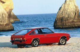 1975 Opel Manta CC Berlinetta