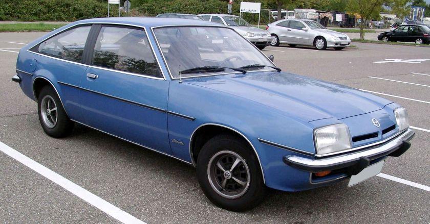 1975–81 Opel Manta B CC