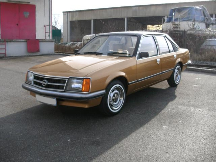 1977–1982 OPEL-VAUX-COMMODORE C