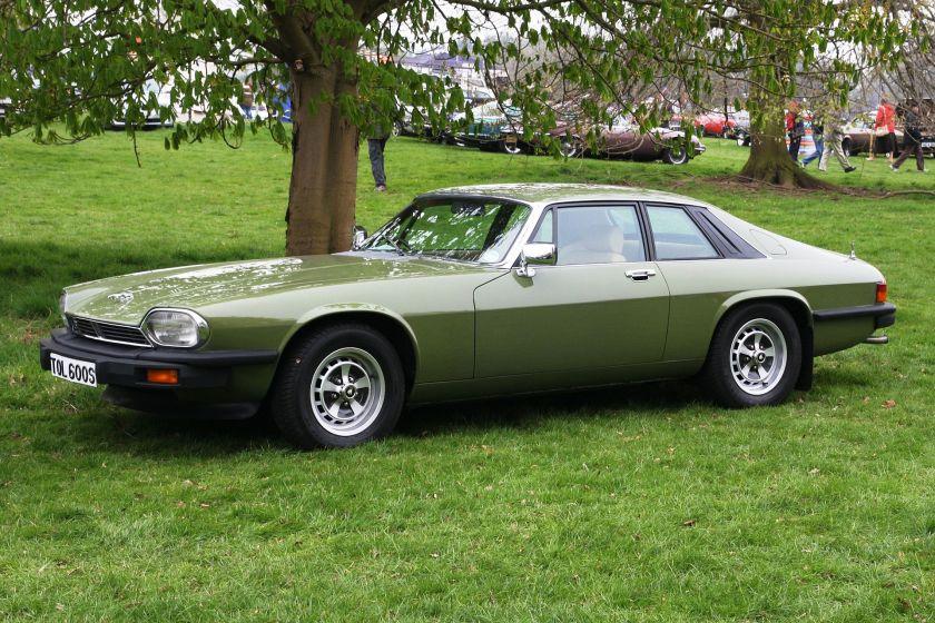 1978 Jaguar XJS 5343cc