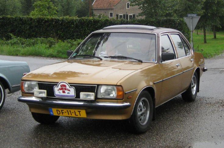 1978 Opel Ascona 1,9