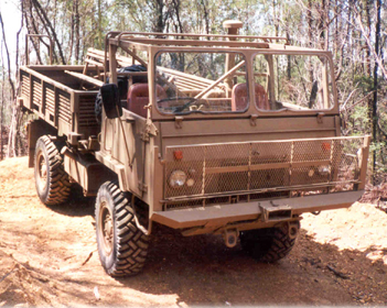 1978 SAMIL-20 Mk-I, 4x4 a